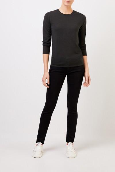 Cashmere Sweater Dark Green
