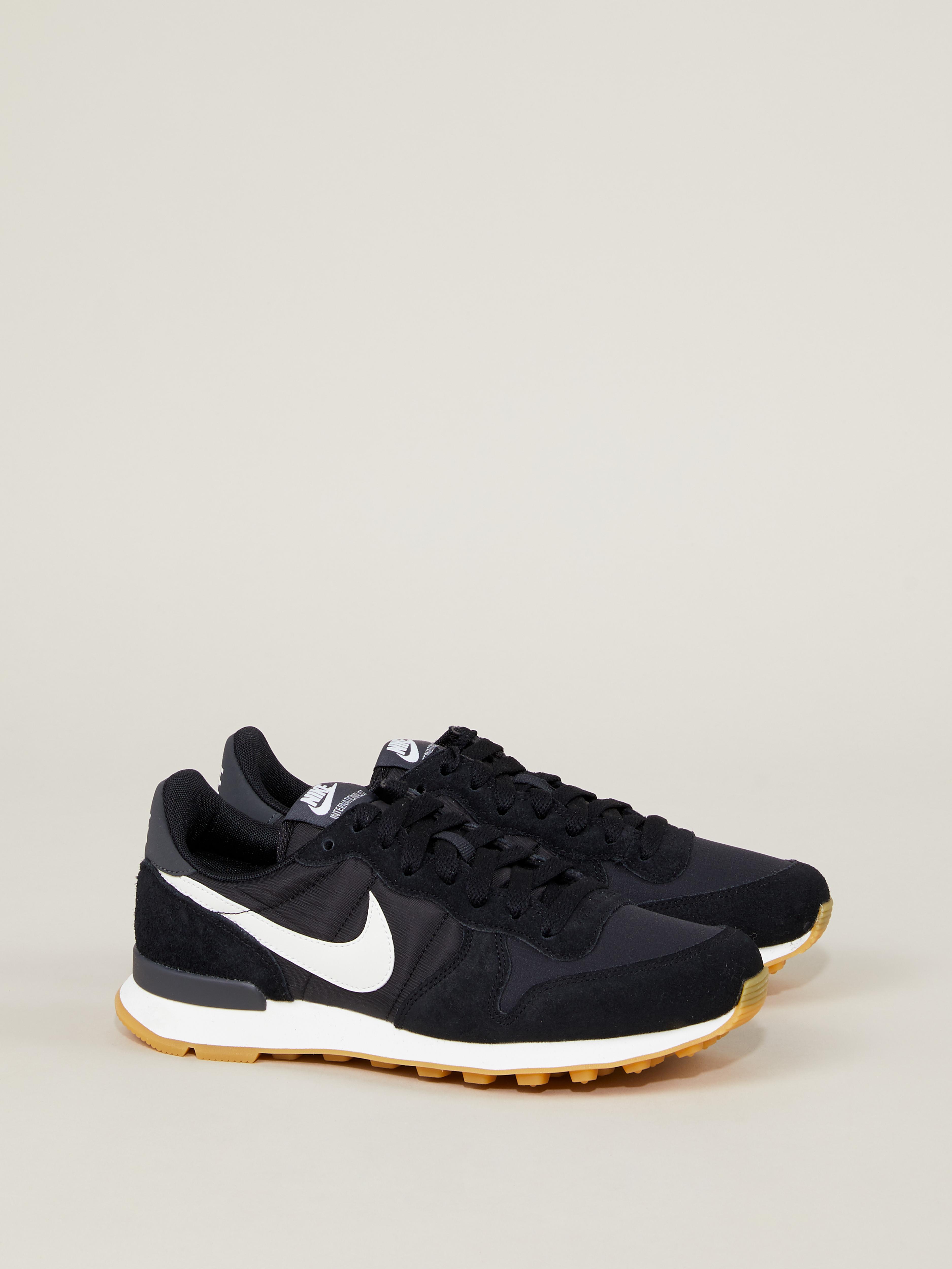 Nike Sneakers 'Internationalist' Black