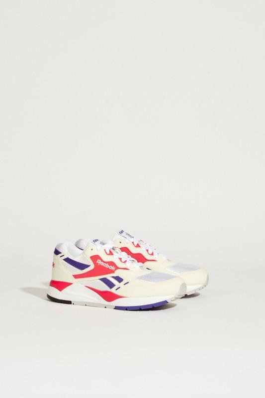 Sneaker 'Bolton' Weiß, Lila, Pink