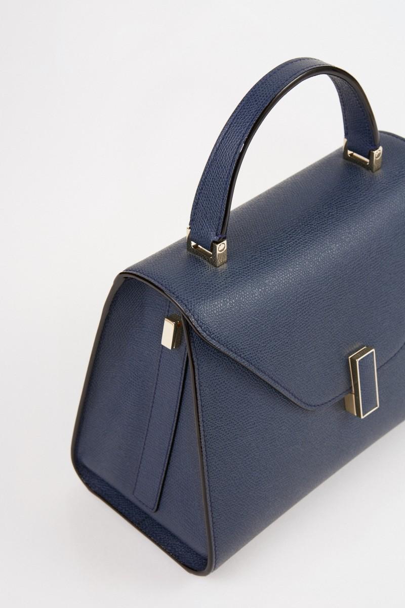 Valextra Bag 'Iside Media' Dark Blue