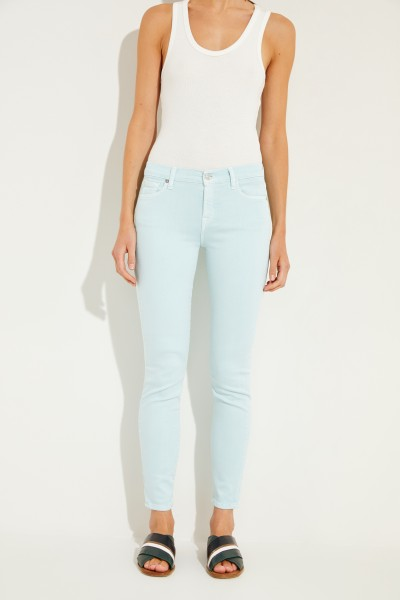 Skinny-Jeans 'The Skinny Cropped' Mint