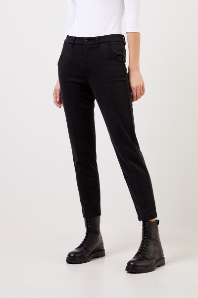 7 for all mankind Klassische Chino Schwarz