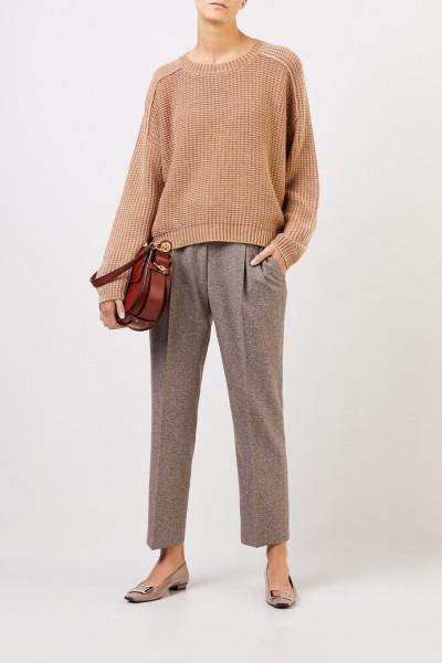 Cashmere-Pullover 'Saliano' Camel