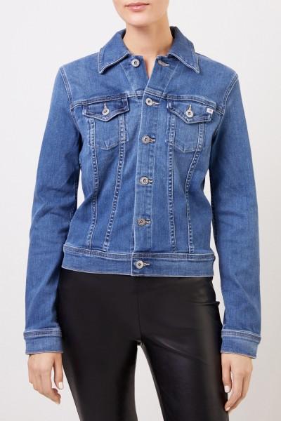 AG Jeans Classic jeans jacket Blue