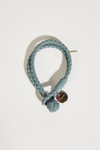 Geflochtenes Armband Blau