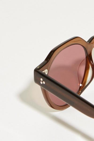 Oliver Peoples Sonnenbrille 'Irven' Braun