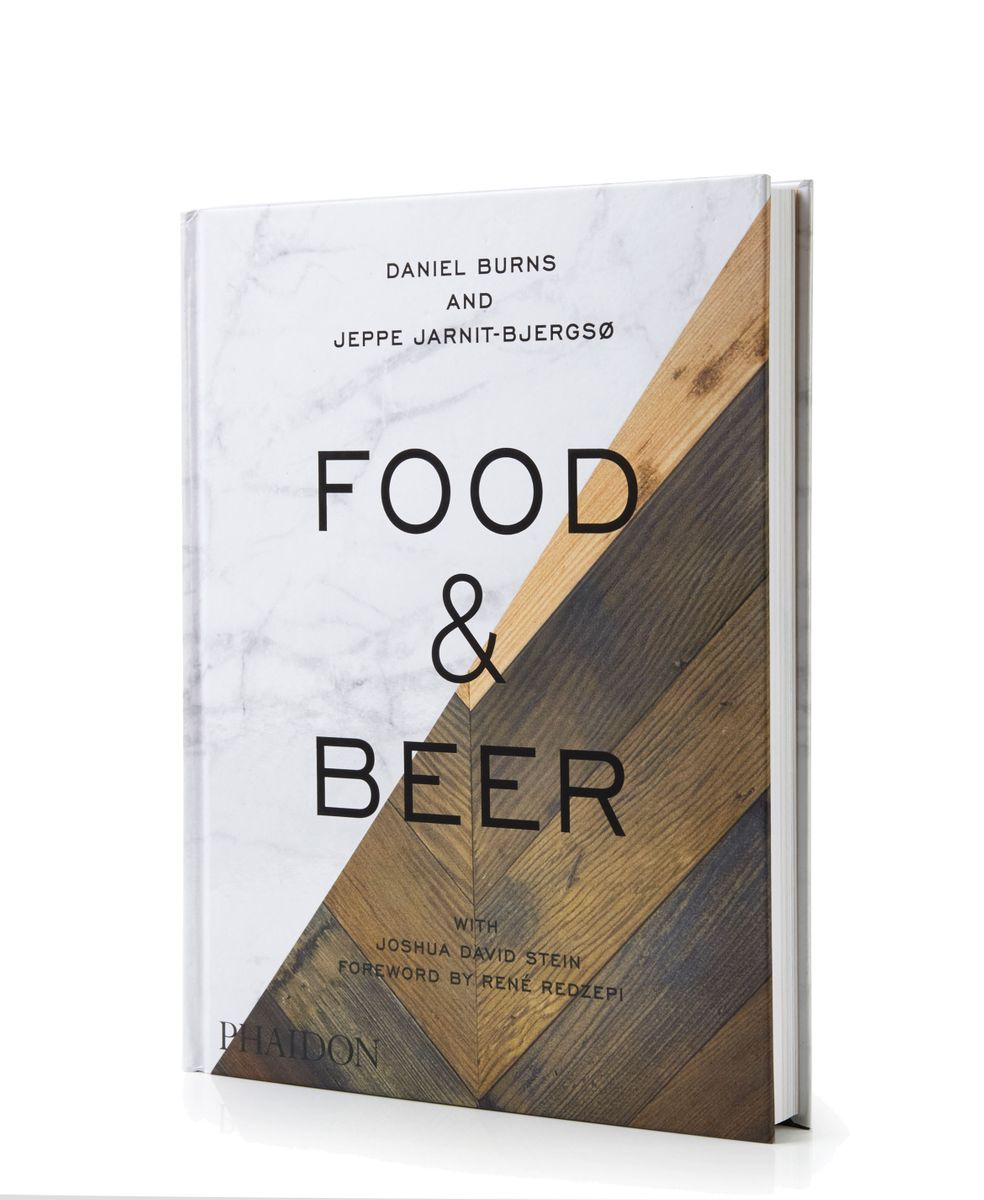Buch 'Food & Beer'
