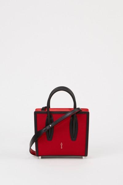 Christian Louboutin Handtasche 'Paloma Mini' mit Leoprint Multi