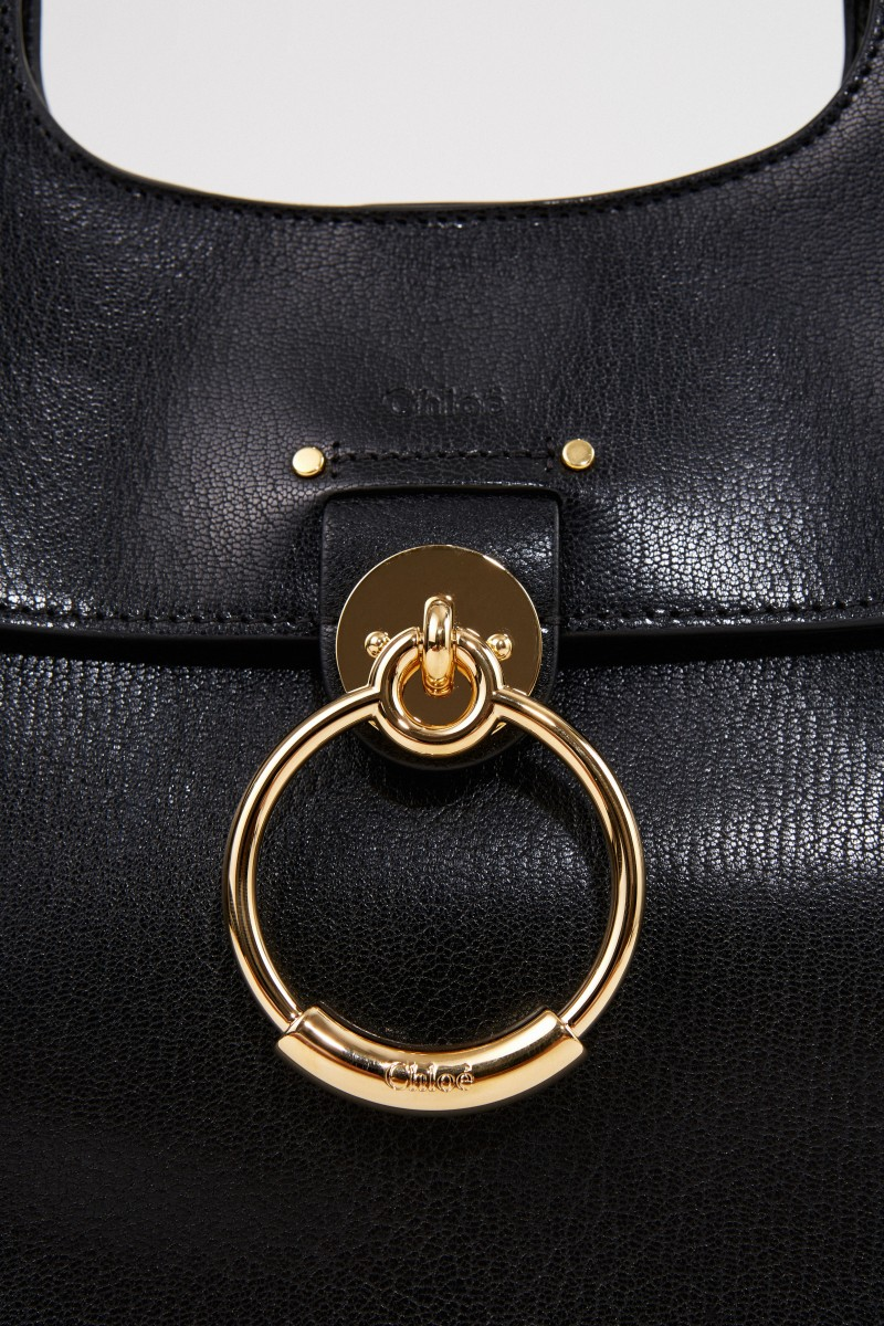 Chloé Tasche 'Tess Medium' Schwarz