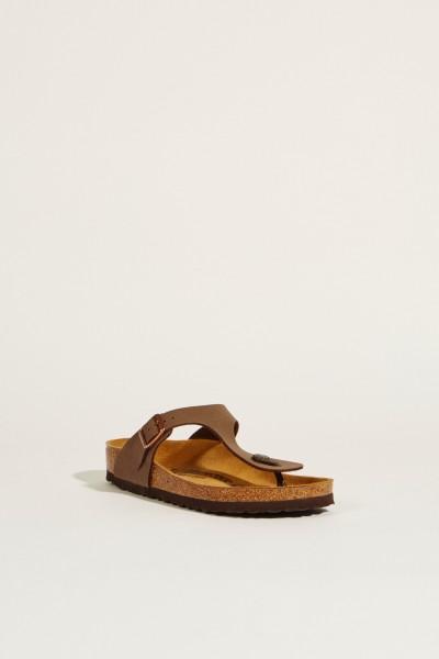 Sandale 'Gizeh BF' Braun