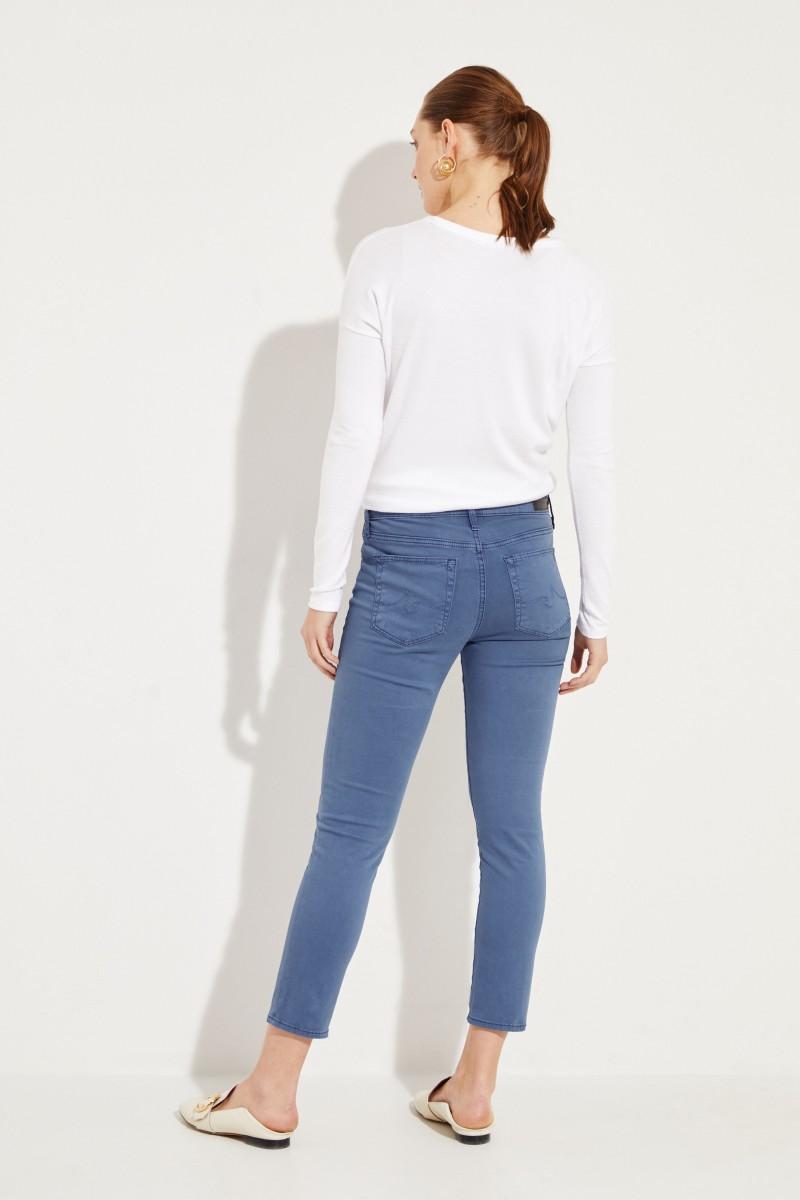 Jeans 'Prima Cropped' Blau