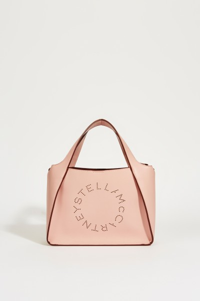 Shopper mit Stella-Logo 'Crossbody Logo Bag' Rosé