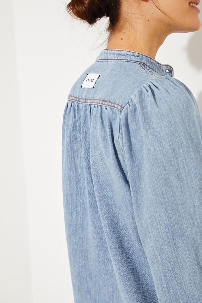 Jeans-Kleid Blau