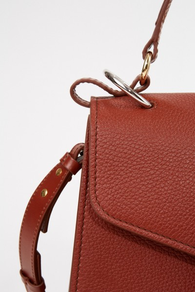 Chloé Tasche 'Aby Medium' Sepia Brown