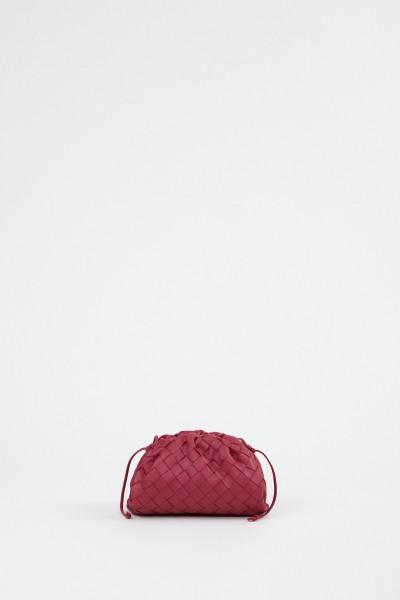 Bottega Veneta Clutch 'The Pouch Mini' Fuchsia