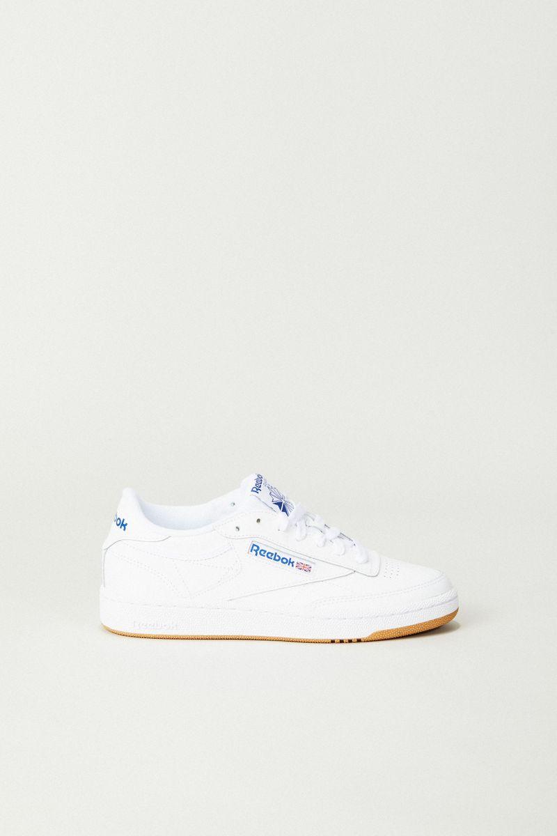 Sneaker 'Club C 85' White