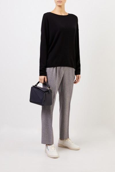 Cashmere pullover 'Cayo' Anthracite