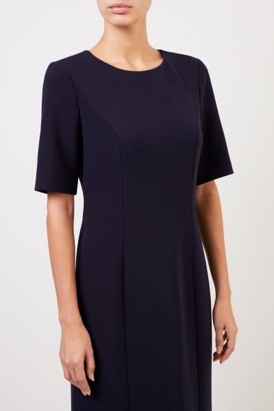 Cappellini Klassisches Kleid Blau