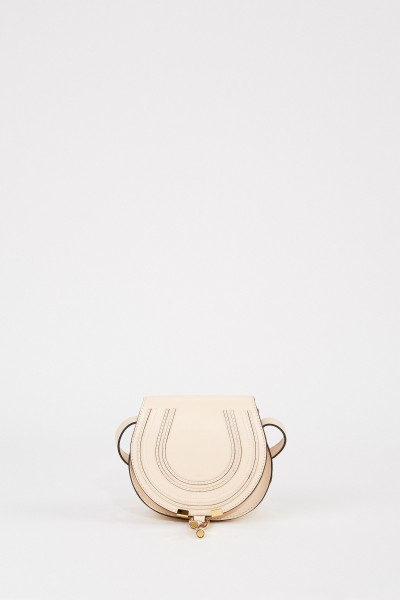 Shoulder Bag 'Marcie Saddle Small' Blondie Beige