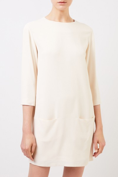 The Row Classic dress 'Marina' Cream
