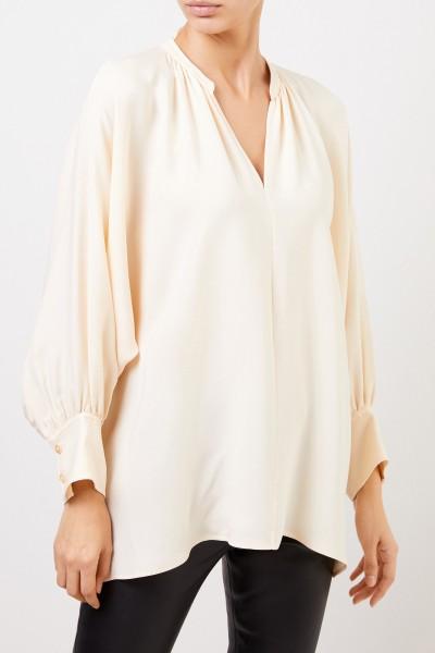 Joseph Silk blouse in cream