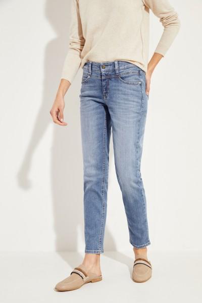 Skinny Jeans 'Posh' Hellblau