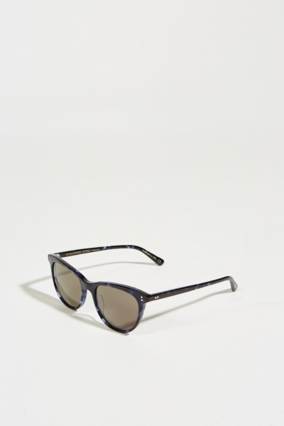 Sunglasses 'Jardinette' Blue