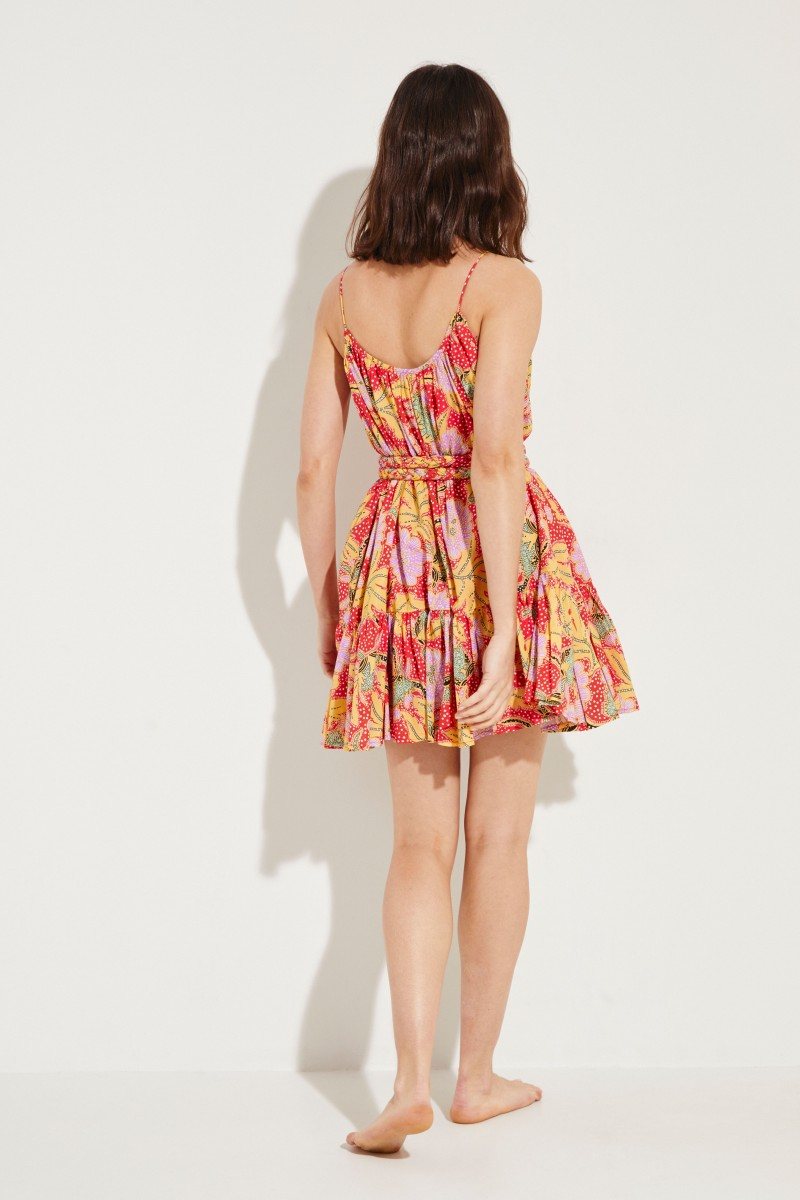 Kurzes Kleid 'Nala' Multi