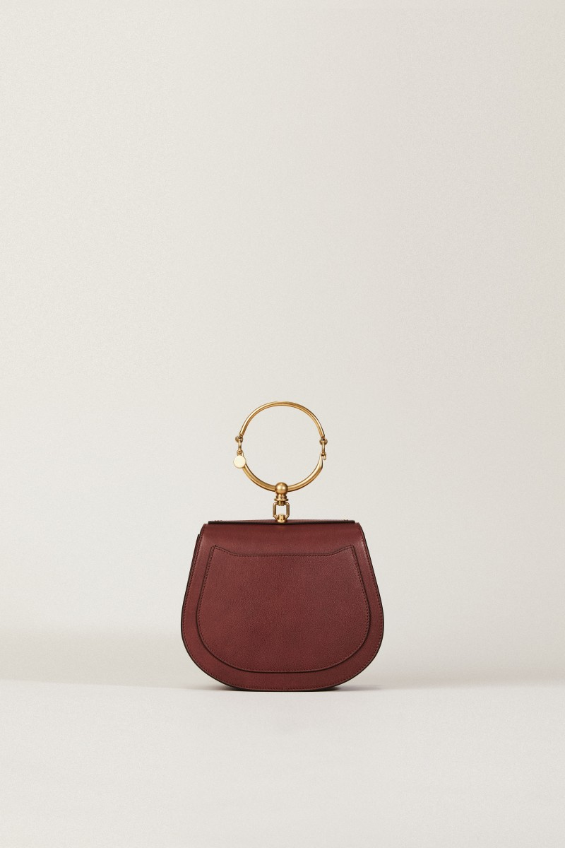 Umhängetasche 'Nile Medium' Sienna Red