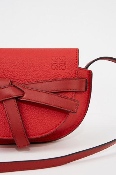 Loewe Shoulder bag 'Mini Gate' Red