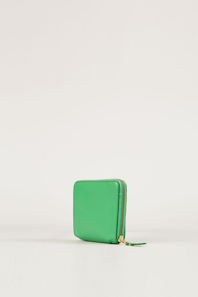 Portemonnaie Grün
