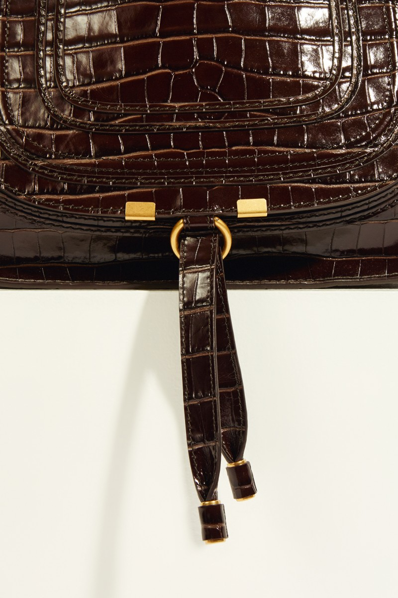 Handtasche 'Marcie Medium' Profound Brown