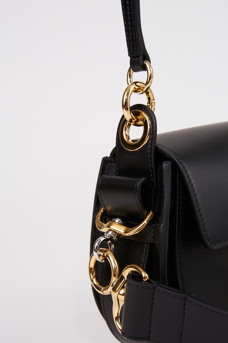Chloé Shoulder Bag 'Tess Small' Black