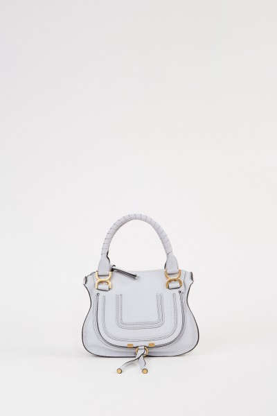Chloé Handtasche 'Marcie Small' Light Cloud