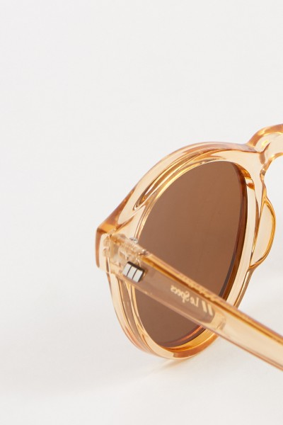 Le Specs Sonnenbrille 'Hey Macarena' Hellbraun