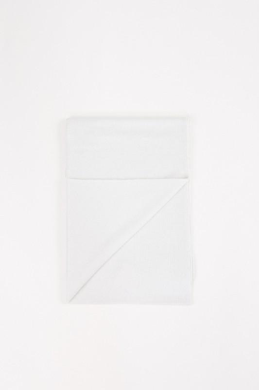 Fabiana Filippi Schal mit Lurex-Details Silber