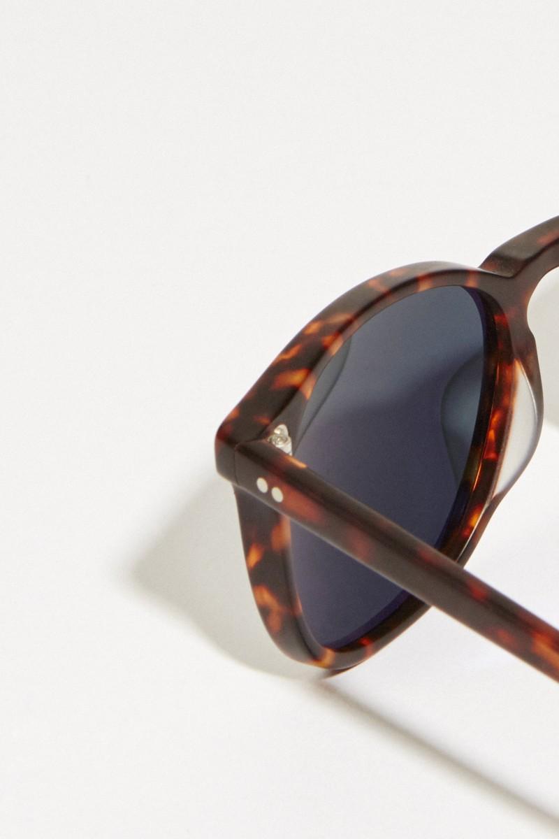 Oliver Peoples Sonnenbrille 'Finley' Havana