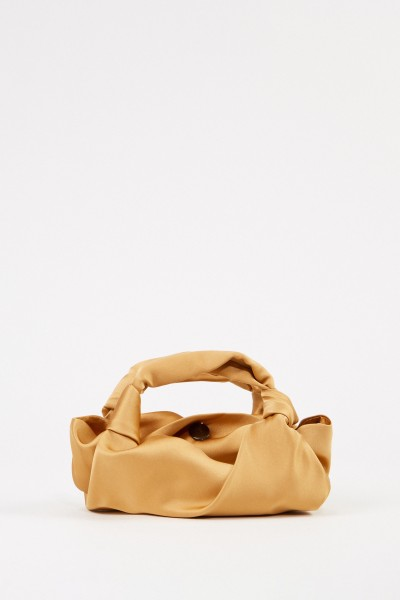 The Row Mini-Shopper 'Ascot Two' Gold