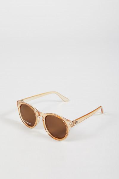 Sonnenbrille 'Hey Macarena' Hellbraun