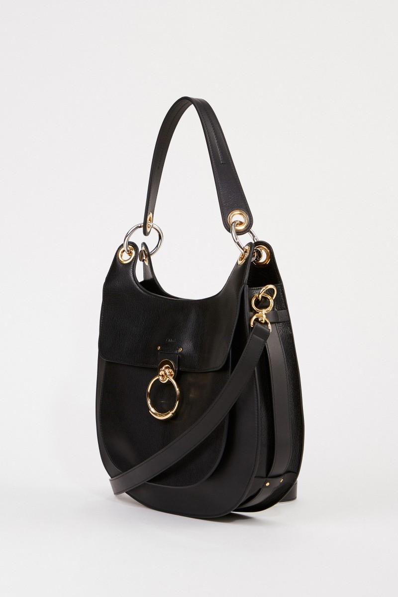 Chloé Bag 'Tess Large' Black
