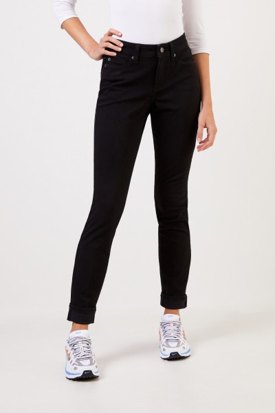 Cambio Jeans 'Parla' Schwarz
