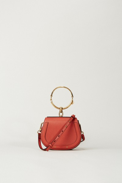 Umhängetasche 'Nile Small' Earthy Red