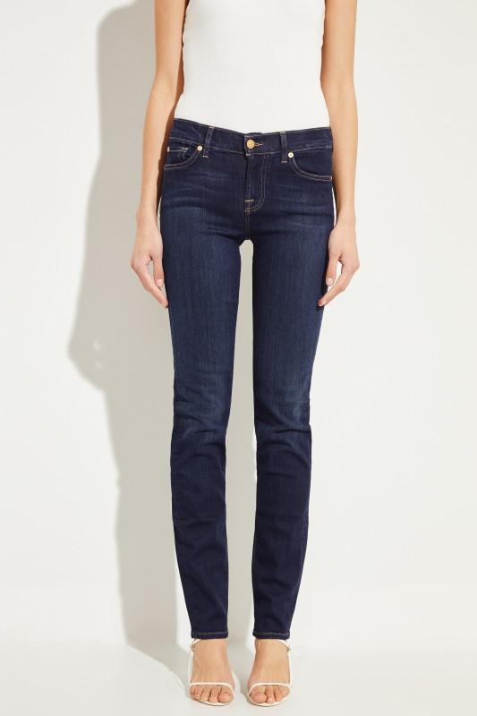 Mid Rise Jeans 'Roxanne' Indigo