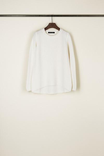 Cashmere Pullover 'Santorin' Weiß