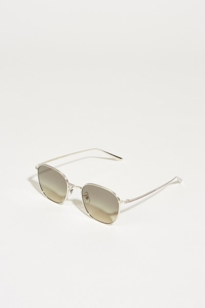 Sonnenbrille 'The Row' Silber