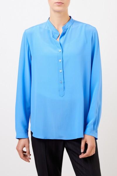Stella McCartney Silk blouse 'Eva' Blue