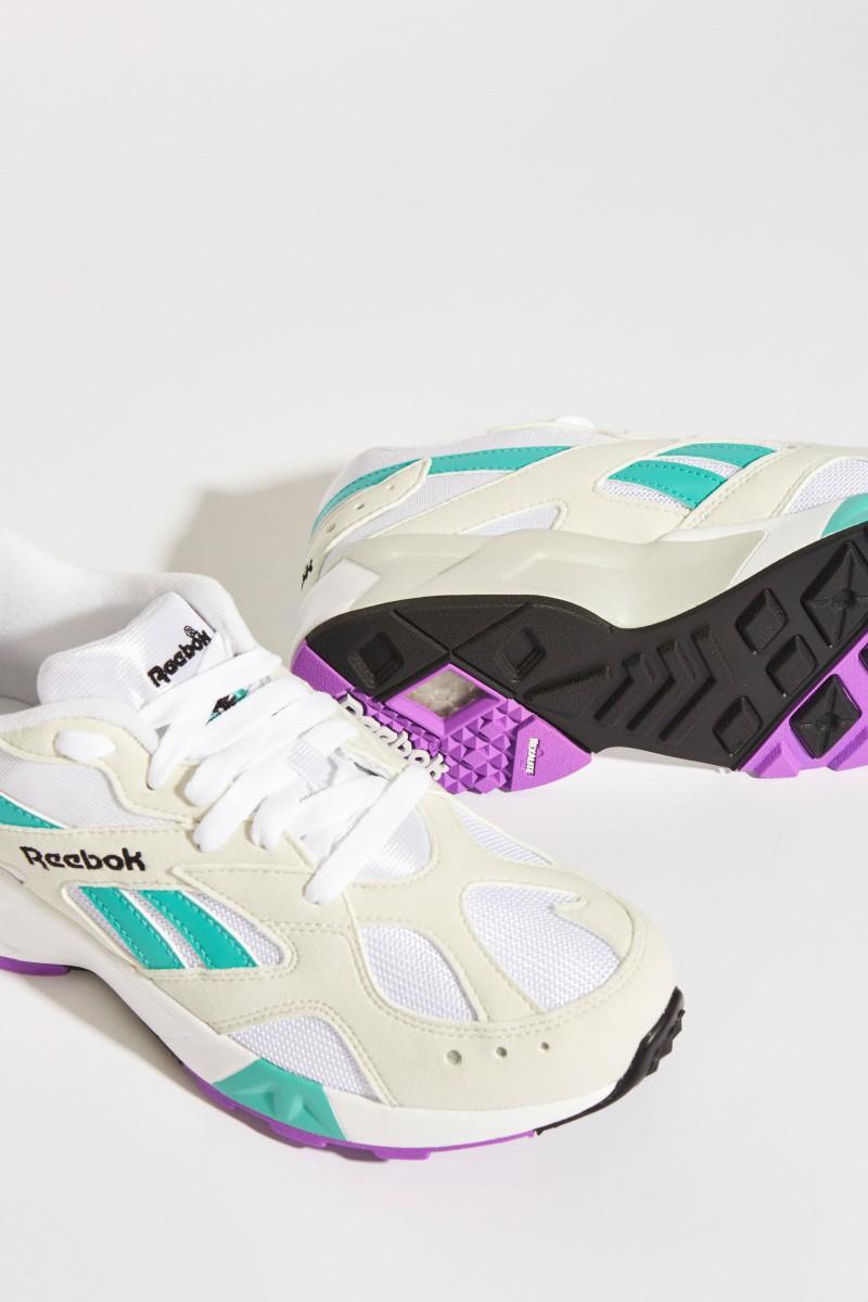 Sneaker 'Aztrek' Grau/Multi