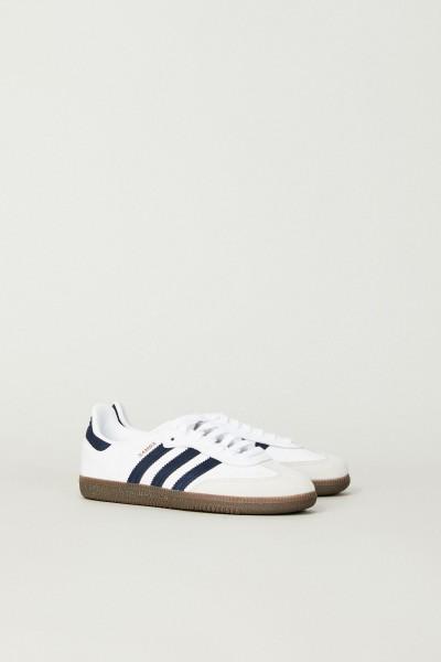 Sneaker 'Samba OG' Weiß/Blau