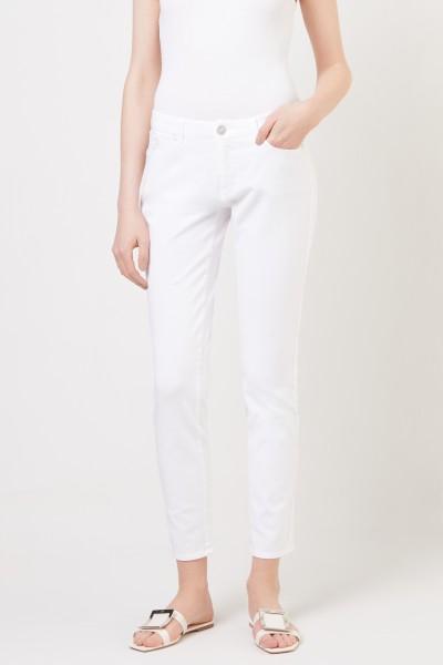 Seductive Klassische Jeans 'Claire' Weiß