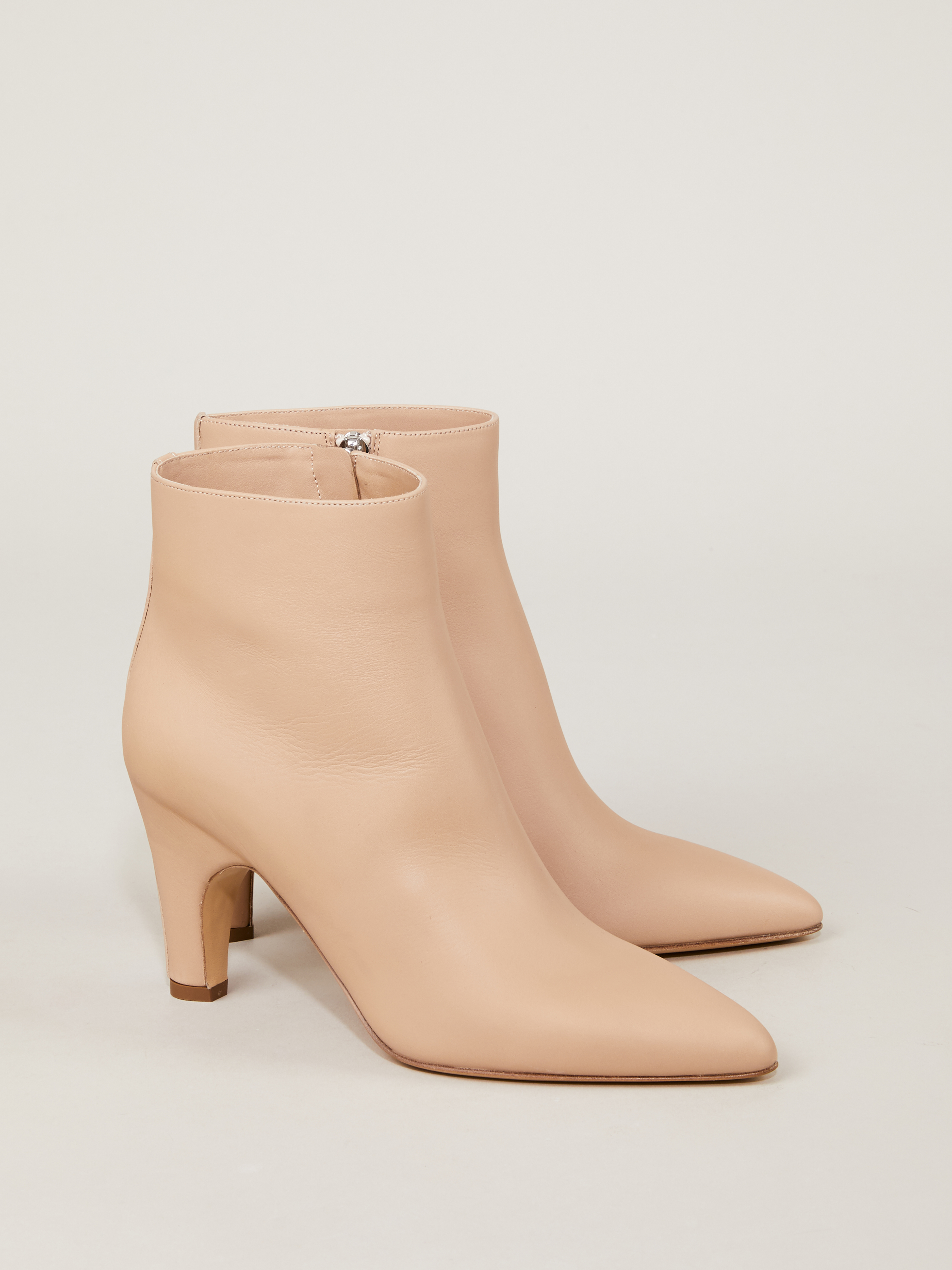 Gabriela Hearst Ankle boots 'Levy' Nude